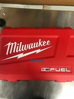 Milwaukee M18 FUEL 18V kit Hard case only Hammer Drill Impact 2997-22 2897-22