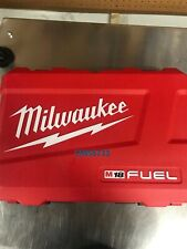 Milwaukee M18 FUEL 18V kit Hard case only Hammer Drill Impact 2997-22