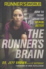 Runners World The Runners Brain: How to Think S... - Jeff Brown - Acceptable ...