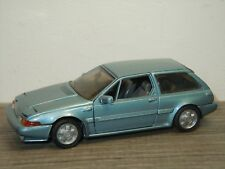 Volvo 480 Turbo 1988 - AHC Models Holland 1:43 *36441