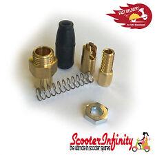 Conversion Kit (Cable / Choke) (MIKUNI for TMX 27/35/38 carburettor)