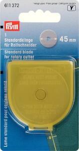 Prym Ersatzklinge für Rollschneider 45 mm Maxi Comfort Multi Klinge 611372