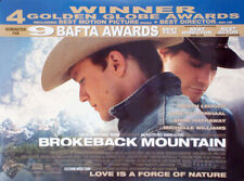 Brokeback Mountain Original Movie Poster