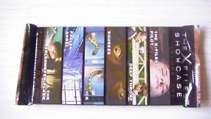 THE X-FILES SHOWCASE CARDS COLLECTOR SEASON ONE VOLUME ONE NEW AND SCELLEE 1997