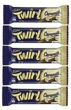 Cadbury Twirl Caramilk 5 x 39g Australian Import Special Limited Chocolate