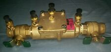 "Watts 1"" 007M1QT Double Check Valve Assembly 0062306"