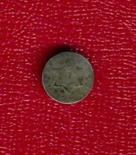 1852 3 CENT SILVER PIECE **NICELY CIRCULATED**