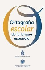 OrtografÃa escolar de la lengua española (Spanish Edition)
