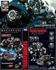 Transformers Authentic Hasbro Masterpiece Movie MPM-06 Ironhide MISB