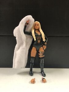 WWE Mattel Liv Morgan Elite Series #85 Figure loose
