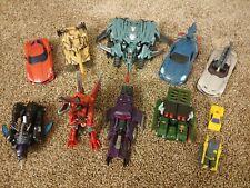 Transformers Deluxe Class 2010 Lot Dark of the Moon Revenge of the Fallen Hasbro