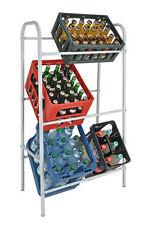 Kastenständer XL für 6 Kisten - Regal Kistenständer Kastenregal Kistenhalter