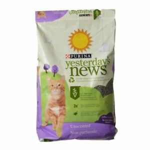 Purina 20006  Yesterday's News Soft Texture Cat Litter - Unscented