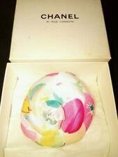 "Chanel 31, rue Cambon Paris Limited ""Camellia"" Brooch Marble Color Corsage Japan"