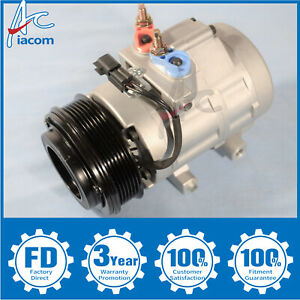 FS20 NEW AC COMPRESSOR 68192 for F150/250/350/450/550 and Lincoln Mark/Navigator