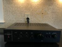 Vintage Mint Sansui Stereo Integrated Amplifier Model AU-217 Perfect Condition