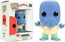"Futurama 6953 /""POP Vinyl Alternate Universe Blue Zoidberg Toy"