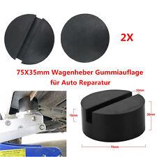140x110x20 Gummiauflage Gummiblock Hebebühne Satz mit 8 Stück 160x120x60 u