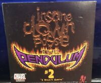 Insane Clown Posse - I Don't Care / The Pendulum #2 CD Twiztid dark lotus icp
