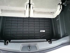Cargo mat Floor Mat By Wade Black 2010 - 2018 Lincoln MKT