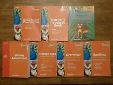Lot Macmillan/McGraw-Hill Treasures Annotated Teacher Edition Assessment Grade 3