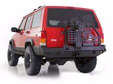 Smittybilt XRC Rear Bumper w/ Hitch & Tire Carrier 84-01 Jeep Cherokee 76851