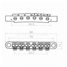 New Tune-o-Matic Bridge ABR-1 style Chrome for style Guitar