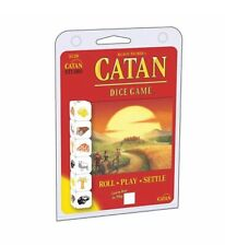 Catan Dice Game CN 3120 Klaus Teuber Games Sealed NIP