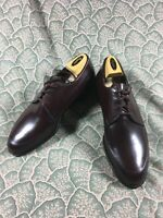 E. T. Wright Black Dress Oxford  Men's Shoes 9.5 D