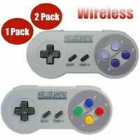 Für Super SNES Wireless Controller Gamepad Joypad Mini Edition Konsole Nette