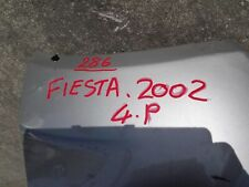 PARAURTI POSTERIORE FORD FIESTA 2002 4 PORTE POST