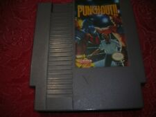 PUNCH-OUT- Nintendo NES Game Cart Only -Cleaned & Tested