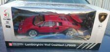 NIB R/C 1:14 Lamborghini Wolf Countach LP500S Radio Control CAR Red
