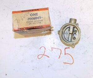 1955-58 Chevrolet NOS 7006841 7016459 7011553 Delco Rochester Choke Housing
