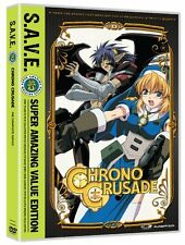 NEW Chrono Crusade: Complete Series S.A.V.E. (DVD)