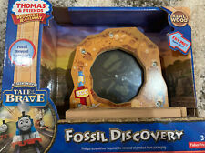 Thomas & Friends Fisher-Price Thomas the Train Wooden Railway Fossil Discovery