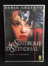 La Sindrome Di Stendhal DVD  REGION 2 THE STENDHAL SYNDROME Dario Argento