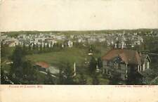 Wisconsin, Wi, Elkhart, Village View 1907 Postcard