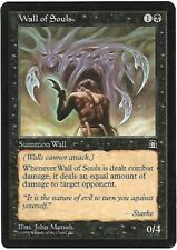 Carte Magic the Gathering: Wall of souls (éd: forteresse )