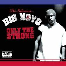 BIG NOYD Only The Strong cd feat. MOBB DEEP new sealed