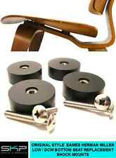 SHOCK MOUNTS FOR EAMES, HERMAN MILLER EVANS CHAIR - LCW OR DCW SEAT BOTTOM PART