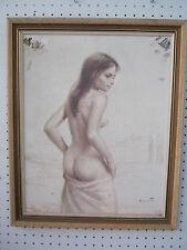 Vinciata 1960's Nude Print, Tretchikoff , J H Lynch Era, Good condition