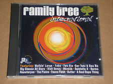FAMILY TREE INTERNATIONAL (BIG CHEESE ALL STAR,QUINTETTO X)-CD COME NUOVO (MINT)