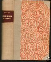 1914 HOEPLI COME SI RIESCE NEGLI AFFARI WARREN e l'arte di conquistar amici 1938