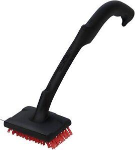 Char-Broil Grill Brush Replaceable Head Nylon Bristle Cool Clean Tech XL Black