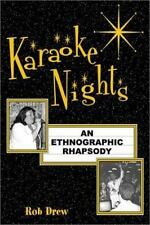 Karaoke Nights: An Ethnographic Rhapsody (Paperback or Softback)