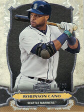 "2014  TOPPS    ""TRIPLE THREADS""   GOLD  #48   ROBINSON CANO  81/99"