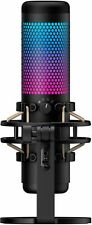 HyperX QuadCast S - RGB USB Condenser Microphone for PC, PS4, and Mac