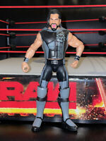 WWE MATTEL ELITE SERIES SETH ROLLINS THEN NOW FOREVER RARE