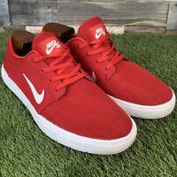 UK8.5 Nike SB Portmore Ultralight Skateboard Style Trainers - Comfort - EU43